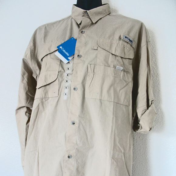 Columbia Other - NWT Men's Columbia PFG Performance Fishing Gearsz